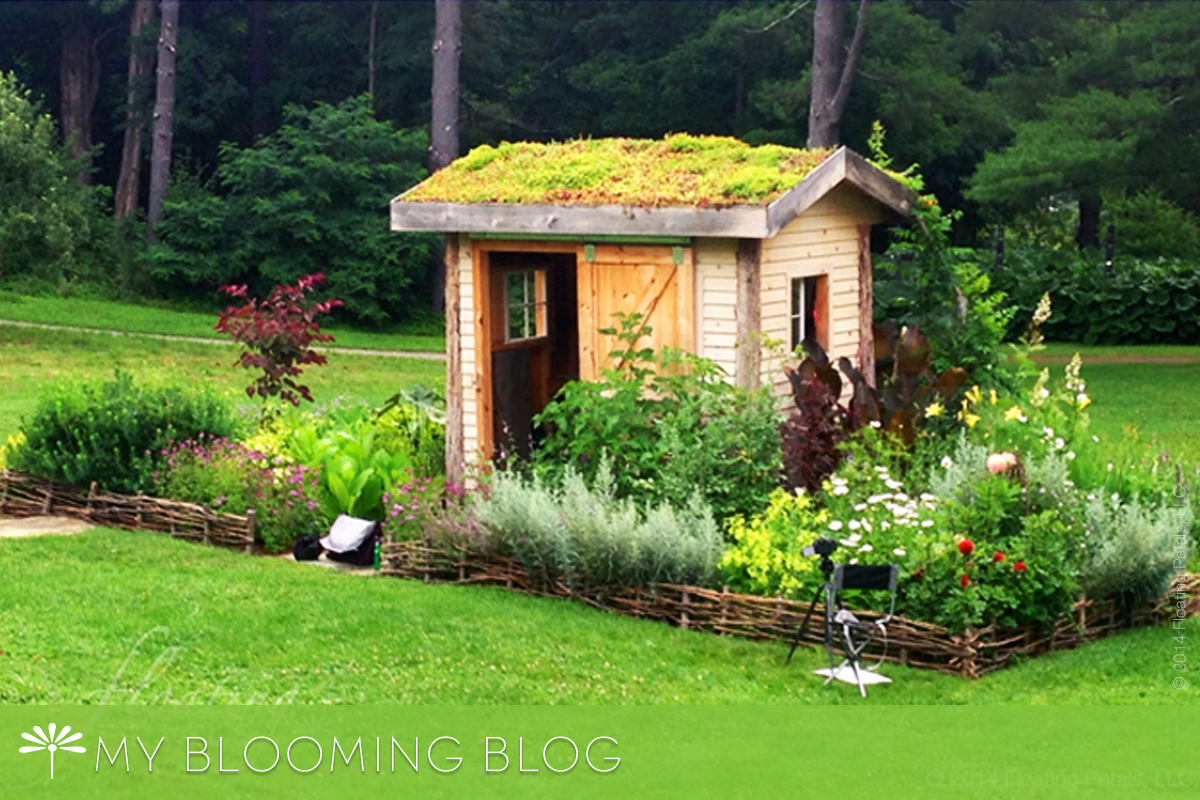 Martha Stewarts Garden in the Berkshires