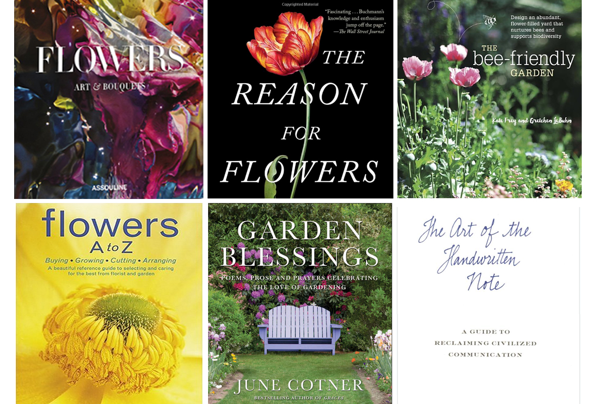 Blooming Gifts: My Favourite Floral Books